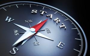 Kompass - Start